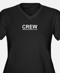 In the Back Row Crew Shirt Plus Size T-Shirt