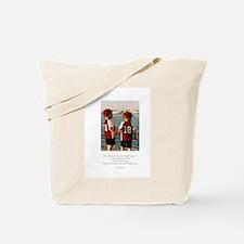 I want to help Tote Bag