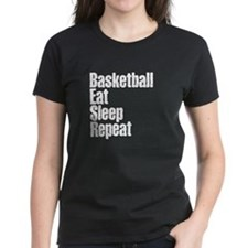 basketball Eat Sleep Repeat T-Shirt