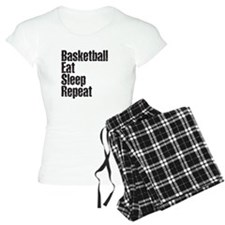 basketball Eat Sleep Repeat Pajamas