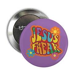 Jesus Freak Button