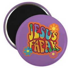 Jesus Freak Magnet