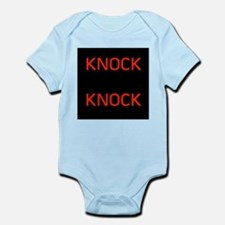 Knock Knock Infant Bodysuit