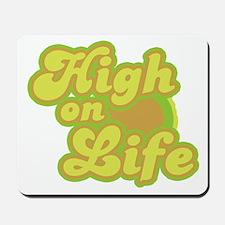 High on Life Mousepad