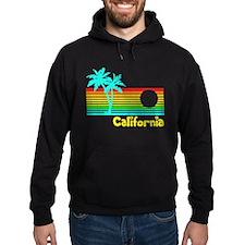 Retro Vintage California Hoodie