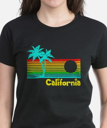 Retro Vintage California T-Shirt
