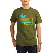 Retro Vintage California T-Shirt