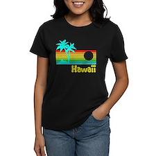 Retro Vintage Hawaii T-Shirt