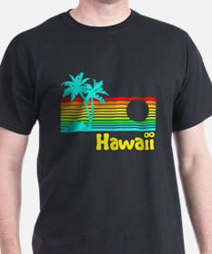 Retro Vintage Hawaii T-Shirt