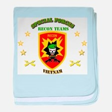 SOF - Recon Tm - Scout baby blanket