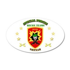 SOF - Recon Tm - Scout Wall Decal