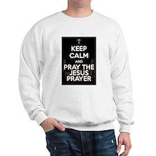 Keep Calm - Jesus Prayer Sweater
