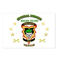 SOF - Recon Tm - Photo Recon - CCS Postcards (Pack