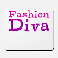 Fashion Diva Mousepad