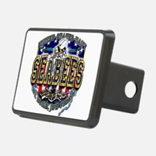 US Navy Seabees Shield Hitch Cover