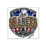 Navy seabee Square