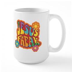 Jesus Freak Mug