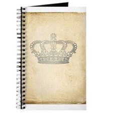 Vintage Royal Crown Journal