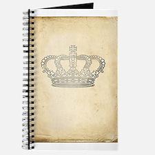 Vintage Royal Crown Journal