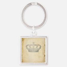 Vintage Royal Crown Keychains
