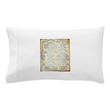 Vintage Damask Pillow Case