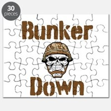 Bunker Down Puzzle