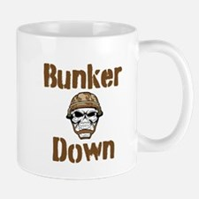 Bunker Down Mug