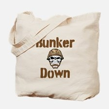 Bunker Down Tote Bag