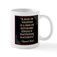 Fear of Weapons Mug