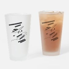 Beware of Those Who Tell Us... Drinking Glass