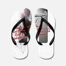 Cute Dance event Flip Flops