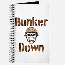 Bunker Down Journal