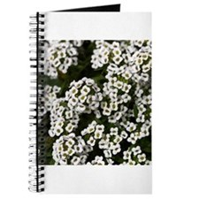 Cool Flower covered Journal