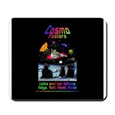 Cosmo Fosters in Space Mousepad