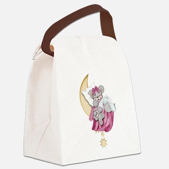 Moonlight Dreams! Canvas Lunch Bag