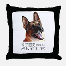 Shepherds Throw Pillow