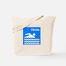 I Stroke Tote Bag