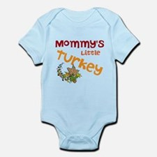 Mommys Little Turkey Infant Bodysuit