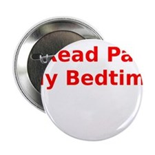 "I Read Past My Bedtime 2.25"" Button"