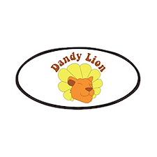 Dandy Lion Patches