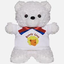 Dandy Lion Teddy Bear