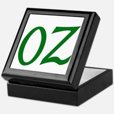 OZ in Green Keepsake Box