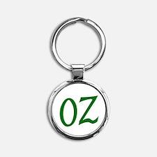 OZ in Green Keychains