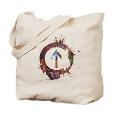 Above Influence - Cosmic Tote Bag