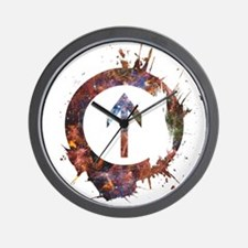 Above Influence - Cosmic Wall Clock
