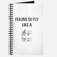 Feeling So Fly Journal
