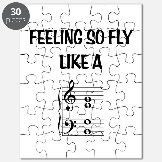 Feeling So Fly Puzzle