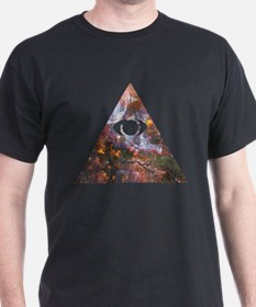 All Seeing - Cosmic T-Shirt