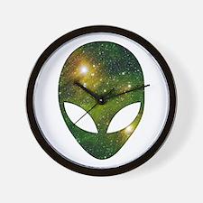 Alien - Cosmic Wall Clock
