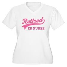 Retired ER Nurse T-Shirt